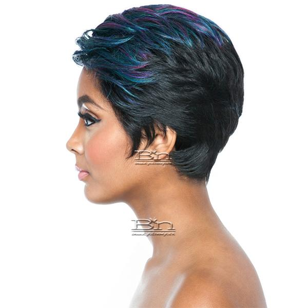 Isis Red Carpet Synthetic Hair Lace Front Wig - RCP7070 HEATHER