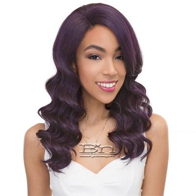 Janet Collection Human Hair Blend Brazilian Scent Lace Front Wig - JOJO