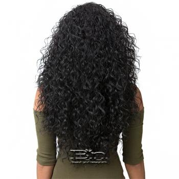 Sensationnel Synthetic Half Wig Instant Weave Boutique Bundles - DEEP