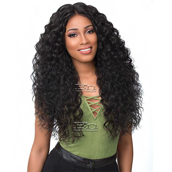Sensationnel Synthetic Hair Empress 3 Way Free Part Lace Wig