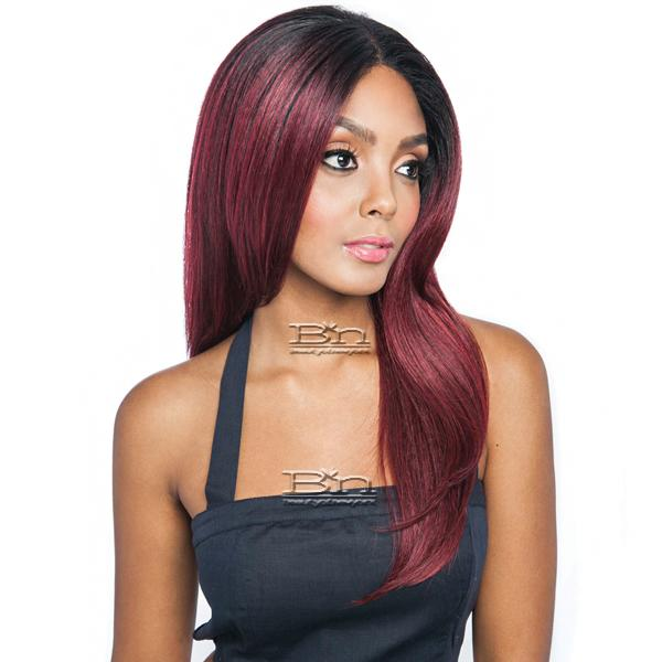 Isis Brown Sugar Human Hair Blend Lace Wig - BS5501 LIBRA (5x5 carefree partings)