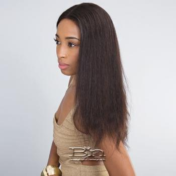 Janet Collection 100% Natural Virgin Remy Human Hair 360 Circular Frontal Lace Wig - 360 WHOLE LACE WIG 18