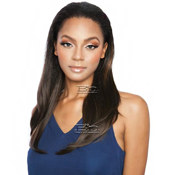 Mane Concept Red Carpet Synthetic Hair Half Wig - RCAW01 ASAP WEAVE 01