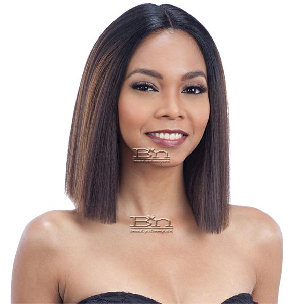 Model Model Deep Invisible Part Lace Front Wig - QUEEN MEADOW