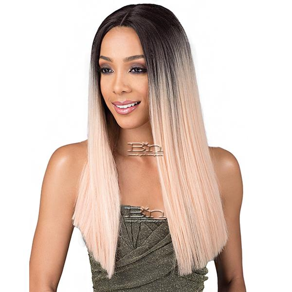 Bobbi Boss Synthetic Swiss Lace Front Wig - MLF202 YARA LONG
