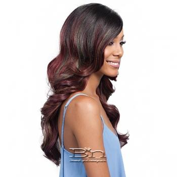Bobbi Boss Synthetic Swiss Lace Front Wig - MLF222 SYLVANNA (13x4 ear to ear large lace)