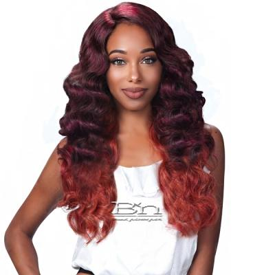 Zury Sis Glam Synthetic Hair Lace Front Wig - GLAM LACE H EVIN