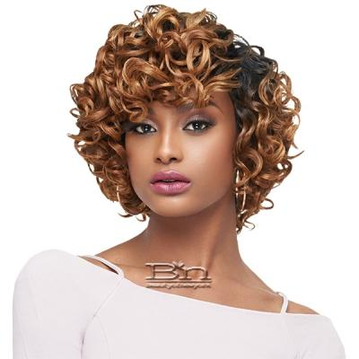 Outre Purple Pack Salon Set Curls Human Hair Blend Weaving -  LARGE ROLLER SET