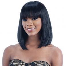 Model Model Synthetic Hair Clean Cap Wig - NUMBER 15