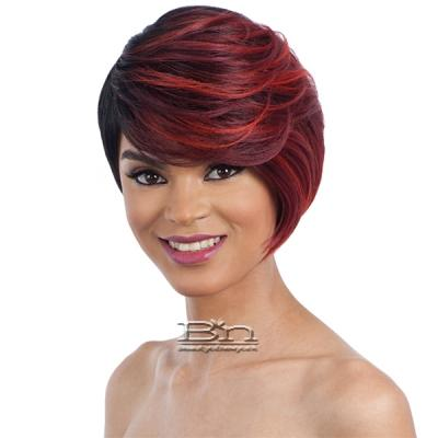Model Model Synthetic Hair Clean Cap Wig - NUMBER 16