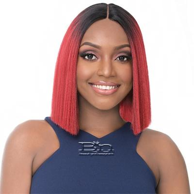 It's A Lace Front Wig - Synthetic Iron Friendly Lace Front Wig - LACE KAILEE (futura)