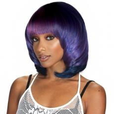 Zury Sis Glam Synthetic Hair Wig - GLAM H SHERRY (hand tied top crown)