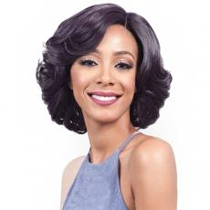 Bobbi Boss Synthetic Swiss Lace Front Wig - MLF207 LUCY
