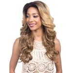 Bobbi Boss Synthetic Swiss Lace Front Wig - MLF280 MOONSTONE