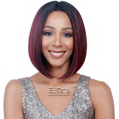 Bobbi Boss Synthetic Swiss Lace Front Wig - MLF138 APRIL (4 inch deep part)