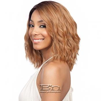 Bobbi Boss Synthetic Swiss Lace Front Wig - MLF194 GABI