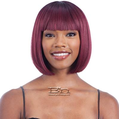 Model Model Synthetic Hair Clean Cap Wig - Number 19