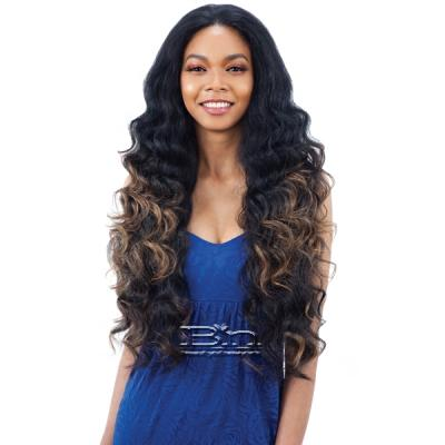 Model Model Synthetic Lace Front Wig - PEARL