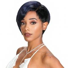 Zury Sis Sassy Synthetic Hair Wig - SASSY RC H KALE (6inch deep part)