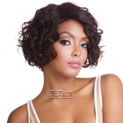 Isis Melanin Queen 100% Human Hair C part Wig - MLH201