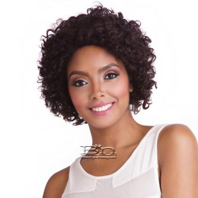 Isis Melanin Queen 100% Human Hair C part Wig - MLH202