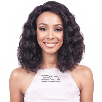 Bobbi Boss 100% Human Hair Lace Front Wig - MHLF501 ROWLAND (4x4 wide swiss lace)