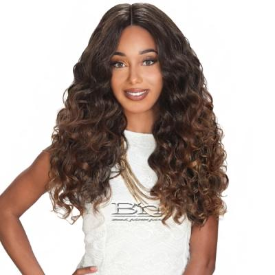 Zury Sis Prime Human Hair Blend Soft Swiss  Lace Wig - PM FP LACE ZION (4x4 free parting)