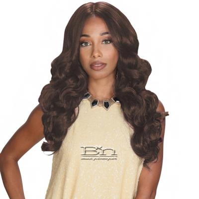 Zury Sis Prime Human Hair Blend Soft Swiss  Lace Wig - PM LFP LACE JUNIE (13x4 ear to ear free parting)