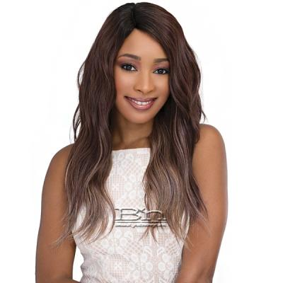 Janet Collection Synthetic Wig - KISS PART ORBIT