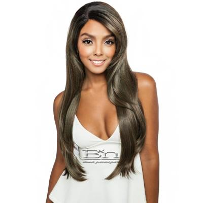 Isis Brown Sugar Human Hair Blend Side 2 Side Lace Front Wig - BSD2601 SYDNEY ARI (6inch deep lace)