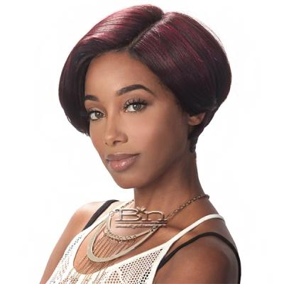 Zury Sis Sassy Synthetic Hair Wig - SASSY H LENON (4.5 inch deep part)