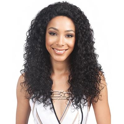 Bobbi Boss 100% Human Hair Lace Front Wig - MHLF300 CALISTO (5X3 Wide Swiss Lace)