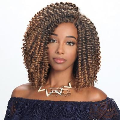 Zury Sis Naturali Star V Synthetic Hair Lace Front Wig - NAT V LACE WATER WAVE