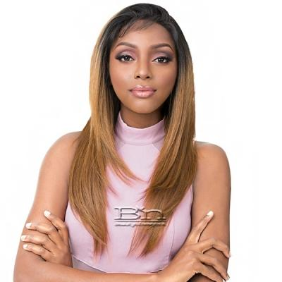 It's A Wig Human Hair Blend 3 Way Part Lace Wig - VIXEN Y YAKI STRAIGHT