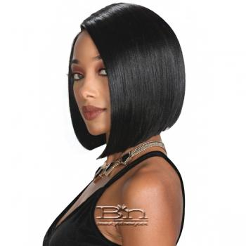Zury Sis Sassy Synthetic Hair Wig - SASSY HM H MAX (6 inch half moon part)