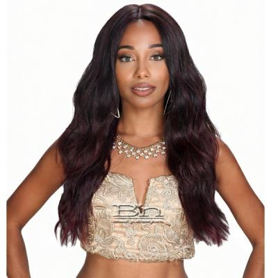 Zury Sis Prime Human Hair Blend Swiss  Lace Wig - PM LFP LACE BRADY (13x4 ear to ear free parting)