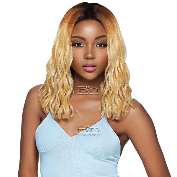 Outre Synthetic I-Part Lace Front Wig - SHAWNI (futura)