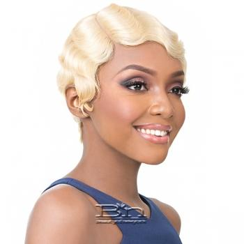 It's a Cap Weave 100% Human Hair Wig - HH NUNA
