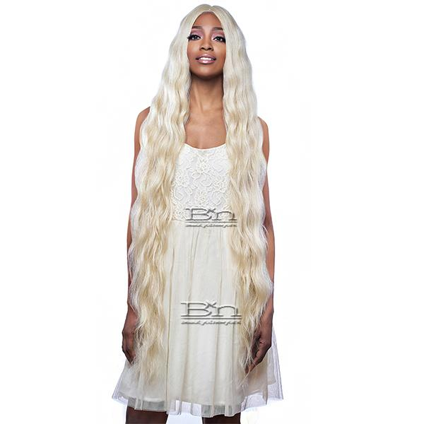 Harlem 125 Synthetic Hair Swiss Lace Wig Lsd91 6 Inch Deep Part