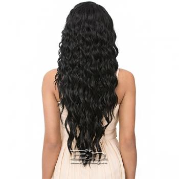 It's a wig Synthetic Wig - CIAO BELLA (6inch deep lace part)