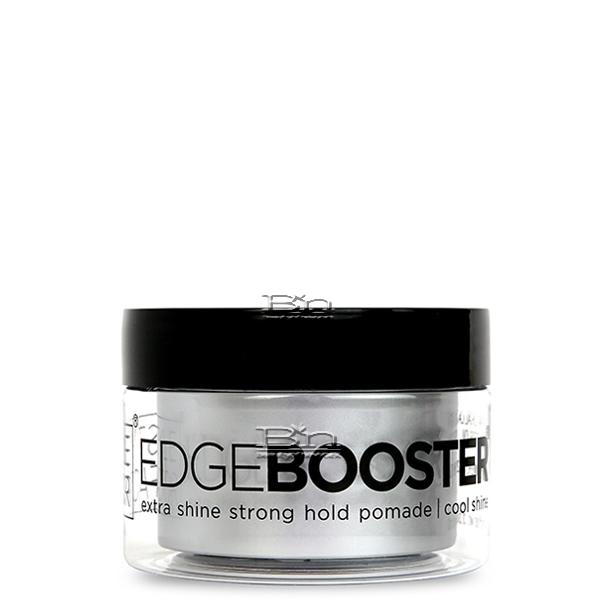 Style Factor Edge Booster Extra Shine Strong Hold Hair Pomade 3.38oz