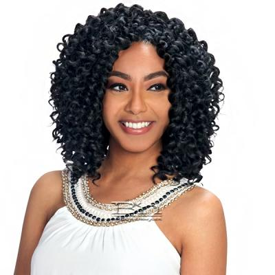 Zury Sis Naturali Star Synthetic Hair Braid - V-8-9-10 WANDA CURL (V-Shape Finish Style / One Pack Enough)
