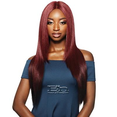 Outre Synthetic Swiss Lace Front Wig - VIENNA (6 inch swiss lace deep parting)