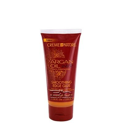 Creme Of Nature Argan Oil Smoothing Edge Glue 3.38oz