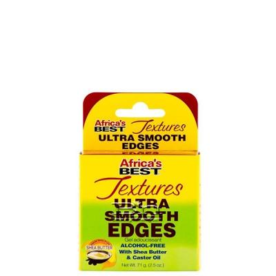 Africa's Best Textures Shea Butter Ultra Smooth Edges 2.5oz