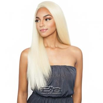 Isis Brown Sugar Human Hair Blend Whole Lace Front Wig - BS408