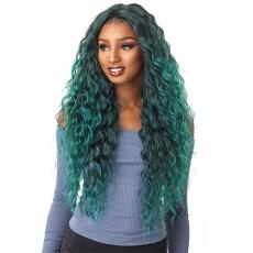 Sensationnel Synthetic Hair Empress Natural Center Part Lace Front Wig - ANYA (futura)