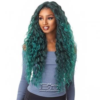 Sensationnel Empress Lace Natural Center Part Lace Front Wig - ANYA