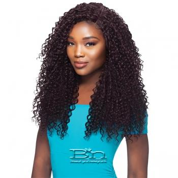 Outre Batik Duo Bundle Synthetic Weave - JAMAICAN WATER WAVE 5PCS (16/18/20/22 + Parting Piece)