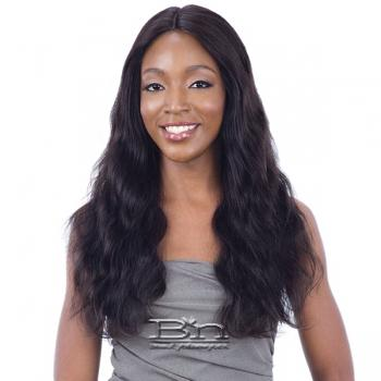 Model Model Nude 100% Brazilian Natural Human Hair Lace Front Wig - ORIGIN 301